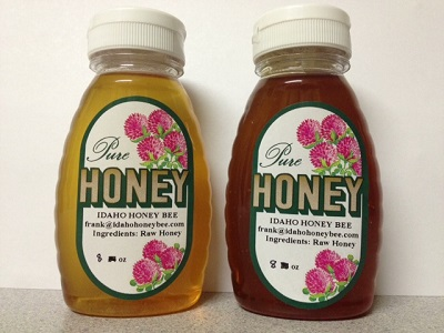 Idaho Raw Honey