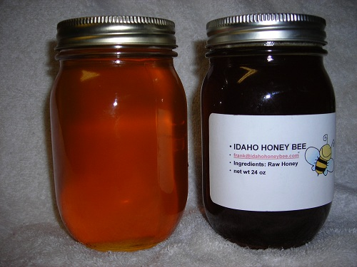 Raw Natural Honey